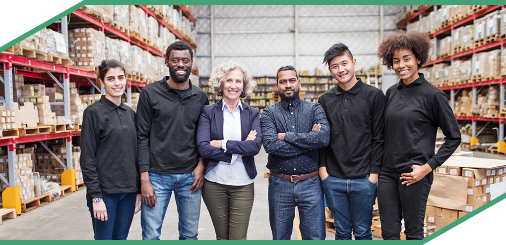 RISE Up Individual - Warehouse, Inventory & Logistics