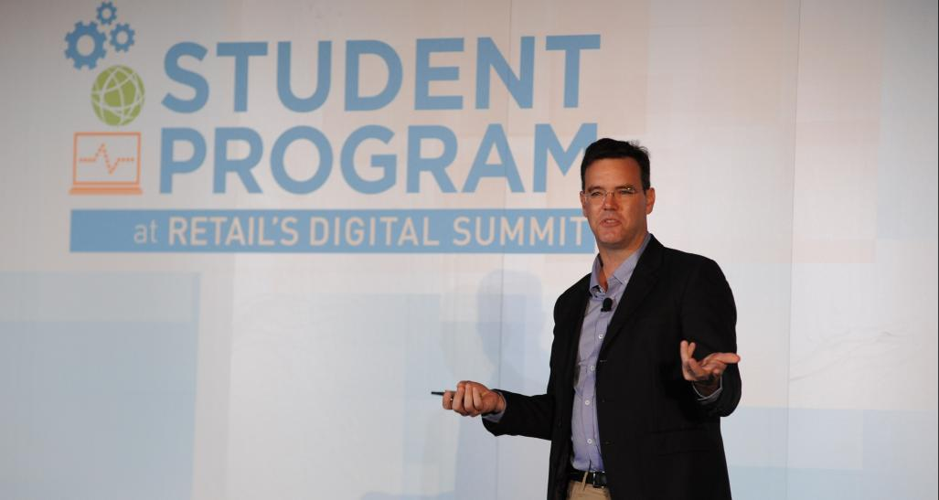 Nicolas Franchet speaks at Digital Summit 2016