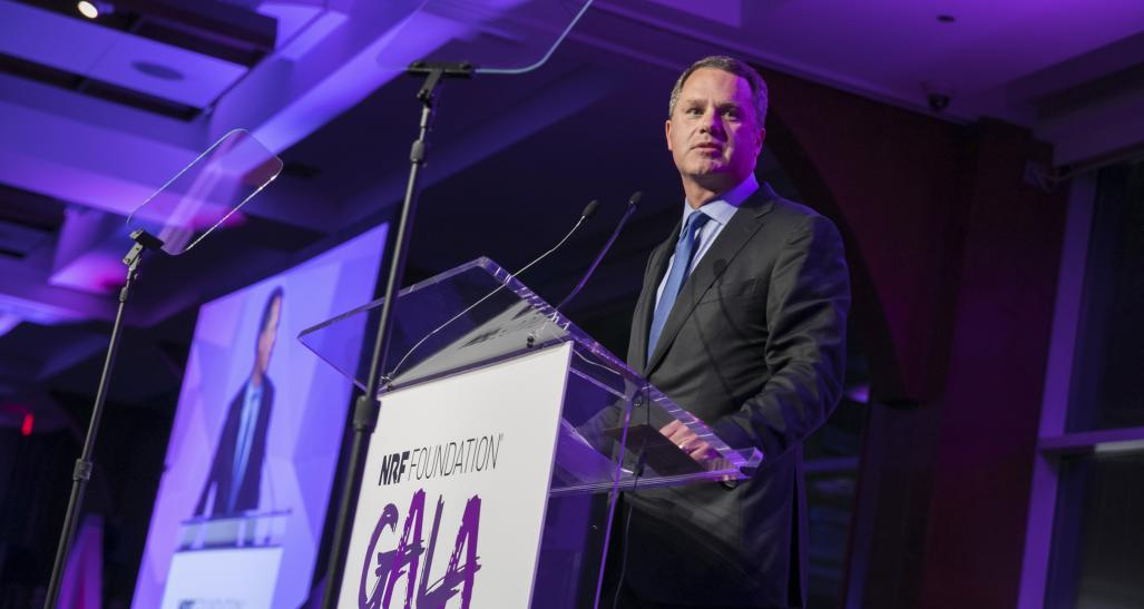 Doug McMillon, president and CEO, Walmart, Inc., The Visionary 2018