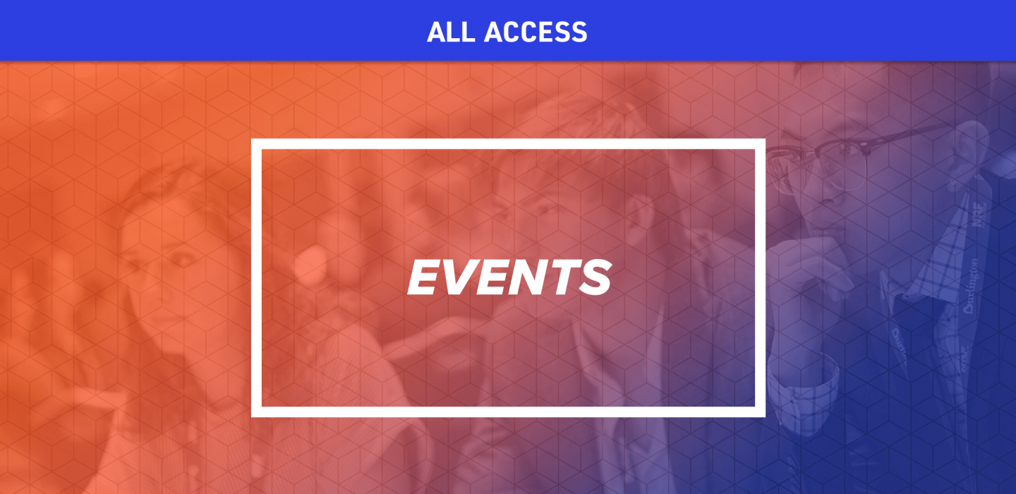 NRF Foundation ALL ACCESS - Events