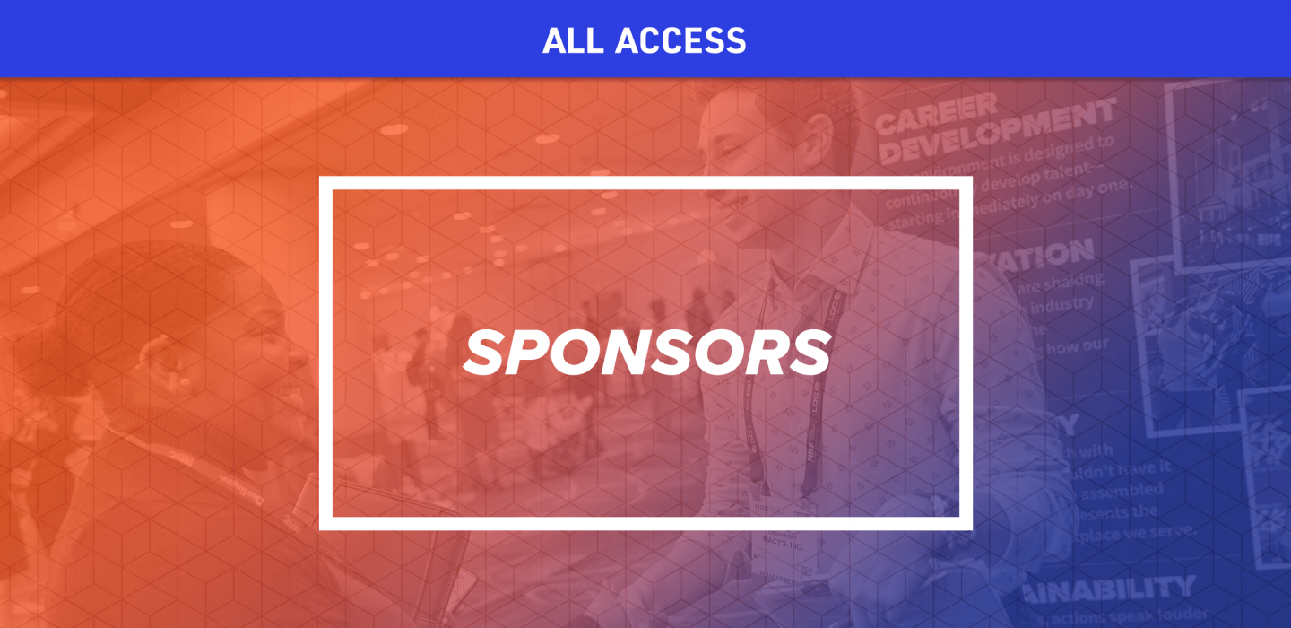 NRF Foundation ALL ACCESS - Sponsors