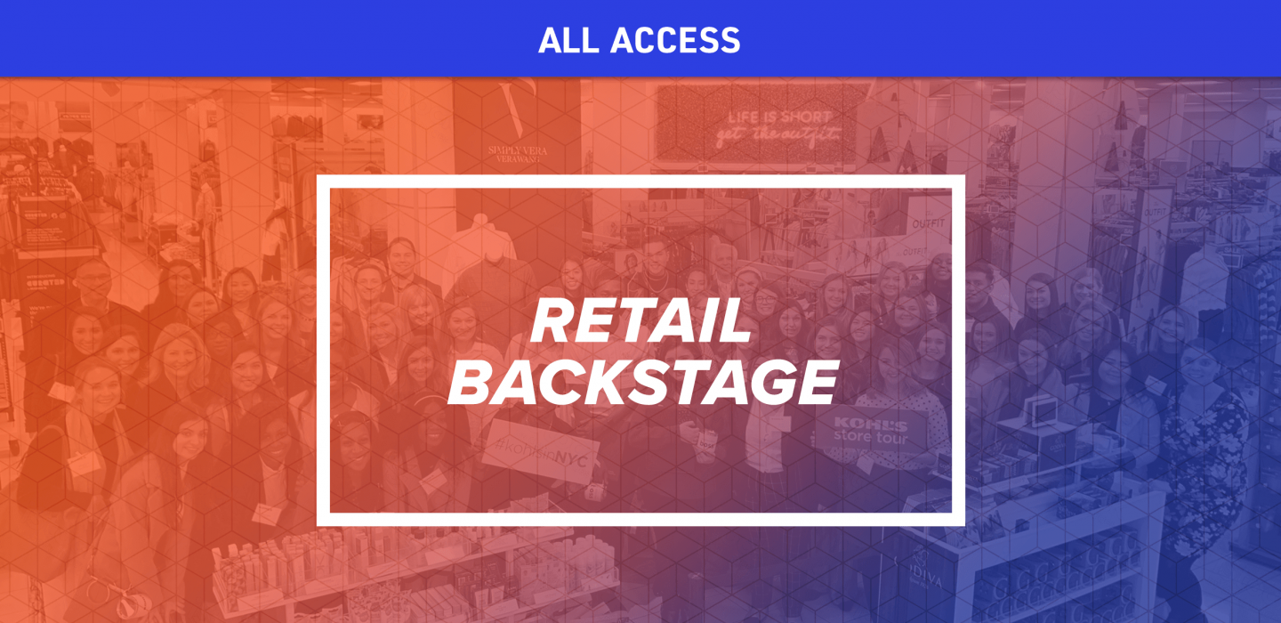 NRF Foundation All Access Retail Backstage