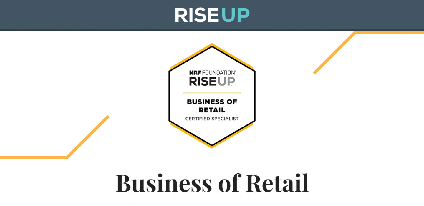 NRF Foundation RISE Up - Business of Retail