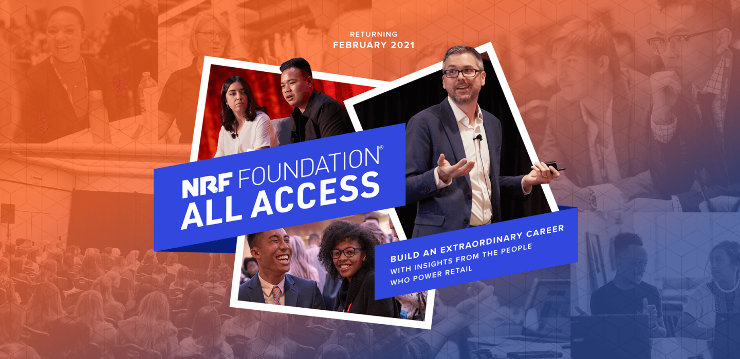 NRF Foundation - All Access 2021 - Home