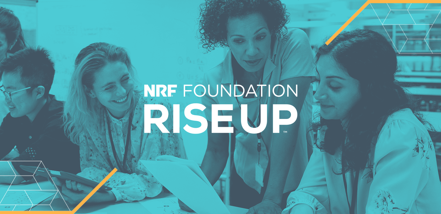 NRF Foundation RISE Up Homepage Banner