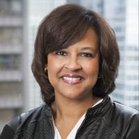 A headshot of Karin M. Norington-Reaves, the CEO of Chicago Cook Workforce Partnership