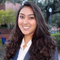 Valentina Lopez-Diaz, ray greenly scholarship semifinalist recipient of 2017 from University of Florida
