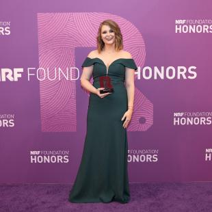 LeAnn Percivill at the NRF Foundation Honors 2020