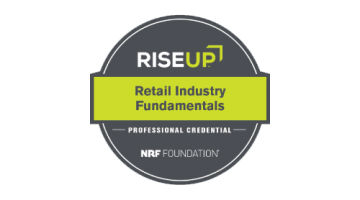 RISE Up - Retail Industry Fundamentals - NRF Foundation