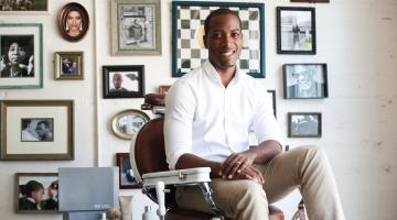 Tristan Walker of Walker & Company Brands