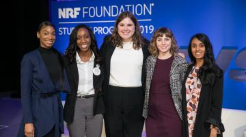 2019 Next Generation scholarship finalists at the NRF Foundation Student Program