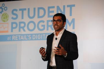 Rafeh Masood speaks at Digital Summit 2016
