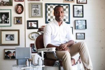 Tristan Walker CEO and Founder of Walker and Company Brands