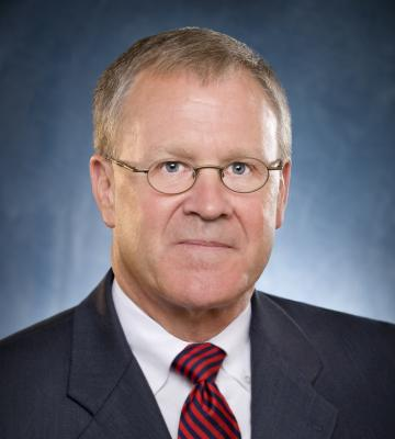 A headshot of Gary Profit, the senior director of military programs at Walmart, Inc.