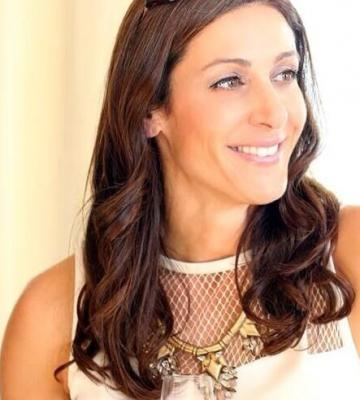 A headshot of Jessica Herrin, the founder and CEO of Stella & Dot Family Brands