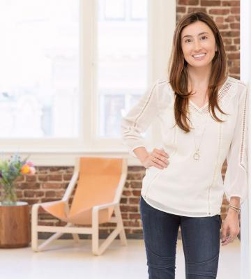 Katrina Lake, the founder and CEO of Stitch Fix