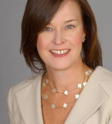 A headshot of Lisa Clyde, the global head of consumer and retail investment banking for Bank of America Merrill Lynch