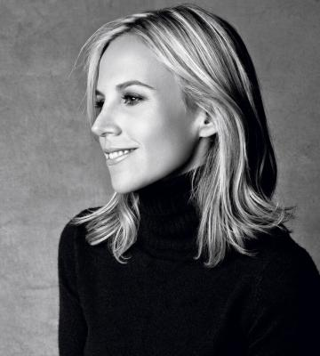 A headshot of Tory Birch, the Chairman and Co-CEO at Tory Burch LLC and the Founder of the Tory Burch Foundation