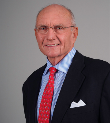 Jim Haslam II, founder and philanthropist, Pilot Corporation, 2019 Giver