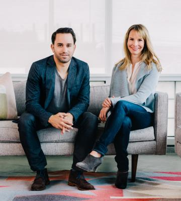 Heidi Zak and David Spector, Co-founders and Co-CEOs, ThirdLove, The List 2019