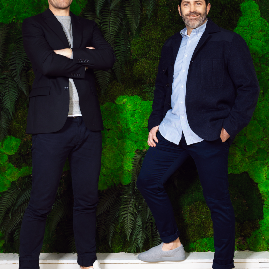 Tim Brown and Joey Zwillinger, Co-founder and Co-CEO, Allbirds, The List 2019