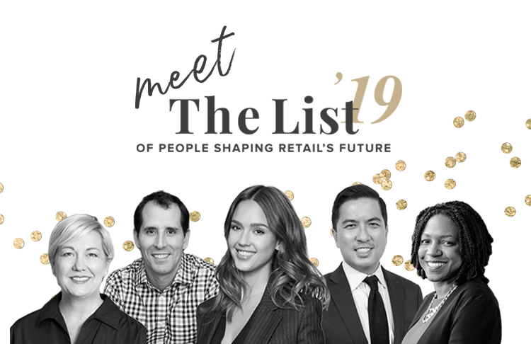 Every year, the NRF Foundation recognizes 25 individuals on The List of People Shaping Retail's Future
